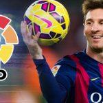 Lionel Messi Inspired Barcelona Win La Liga