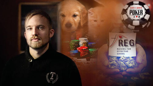 Martin Jacobson: Life After the WSOP, Philanthropy, and his Love for Animals