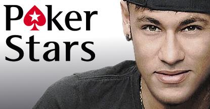 PokerStars adds Brazilian footballer Neymar Jr. to Team SportStars