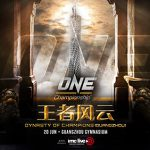 ONE Championship to Host ONE: Dynasty of Champions on 20 June