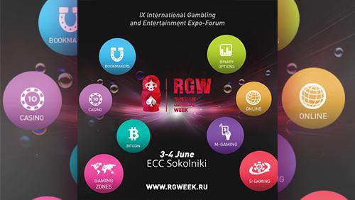One week before Russian Gaming Week-2015
