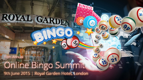 Online Bingo Summit 2015: The 10th anniversary of Bingo's premier industry get together