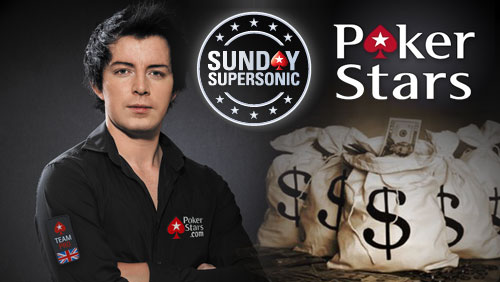 PokerStars Create Two More Millionaires; Jake Cody Feeling Supersonic