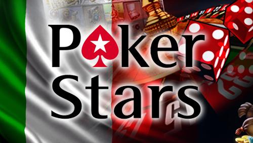 PokerStars Launch Online Casino Games in Italy