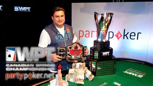 Nasir Takes Down 2015 WPT Canadian Spring Championship