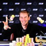 Tobias Peters Wins the Eureka5 Hamburg High Roller