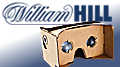 William Hill unveils new virtual reality live betting app prototype
