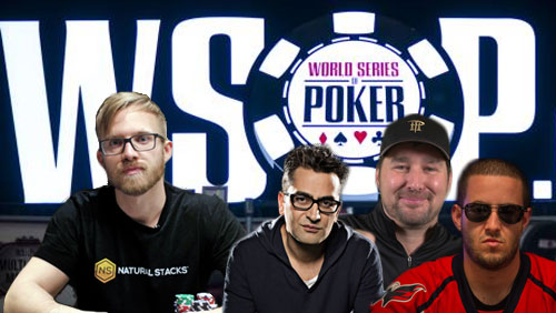 WSOP Day #1 Recap: World Champ Jacobson Excels in Event #2; Gilbert Leads the Casino Employees Event