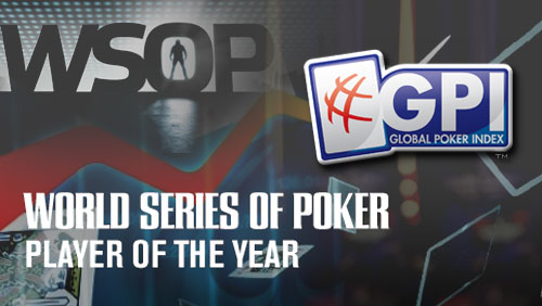 WSOP Media Conference Call: GPI Replace BLUFF as Player of the Year Ranking Authority