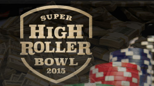 Poker Players & Celebrities Compete for $1m Winner Takes all at Poker Central's Super High Roller Celebrity Shootout