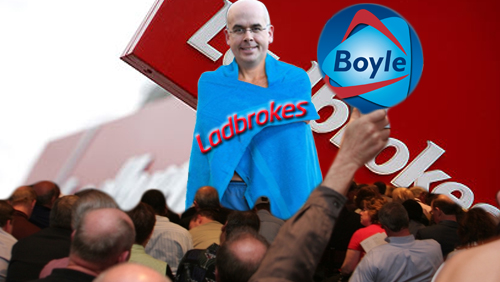 Boylesports to offer €25m for Ladbrokes Irish biz takeover