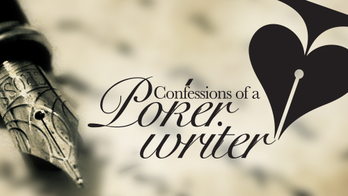 Confessions of a Poker Writer: The Authentic Swing