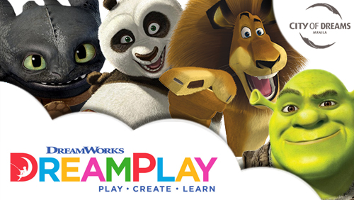DreamWorks DreamPlay officially opens at City of Dreams Manila