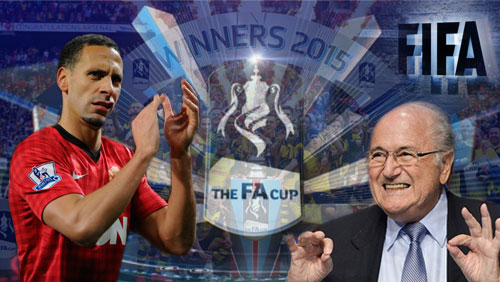 Flaccid FA Cup Final; FIFA Fraud and Ferdinand Finished