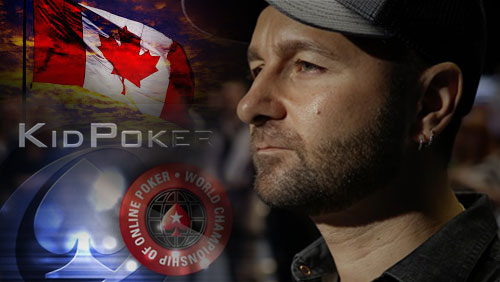 Kid Poker Documentary to Debut in Canada; Negreanu to Feature in Four Kings TV Episode, and PokerStars Guarantee $10m for WCOOP Main Event