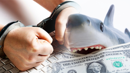 Loan shark, gambling ring bust lead to eight arrests