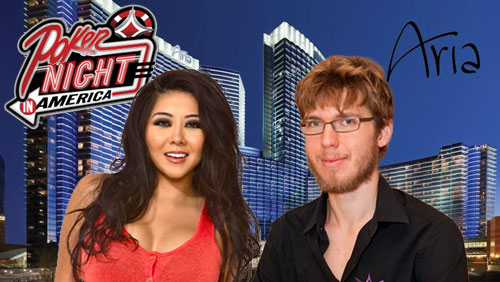 LuckyChewy Wins Aria $25k High Roller, and a Change of Direction for Maria Ho