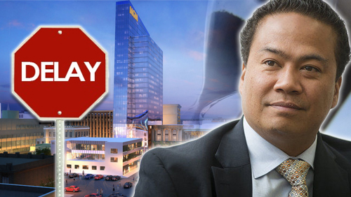 MGM to delay Massachusetts casino's opening by a year
