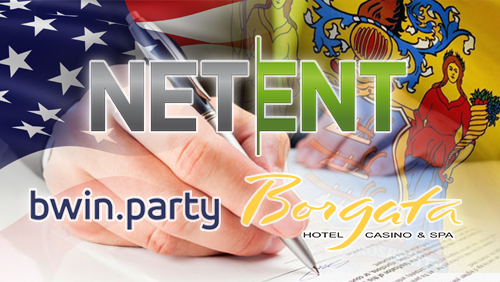 NetEnt Signs First US deal with bwin and Borgata brands in New Jersey