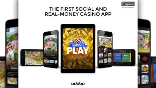 Odobo Launches First Social Casino and Real Money iOS App, Odobo Play