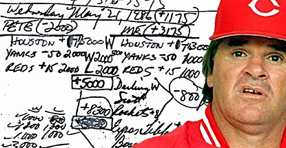 Pete rose sports gambling free signup bonus casino