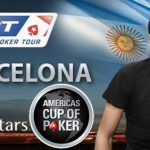 Play Poker With Neymar Jr at EPT Barcelona; Argentina Win Americas Cup of Poker