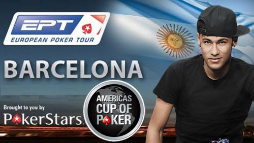 Play Poker With Neymar Jr at EPT Barcelona