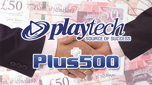 Playtech agrees to acquire trading group Plus500 for £460m