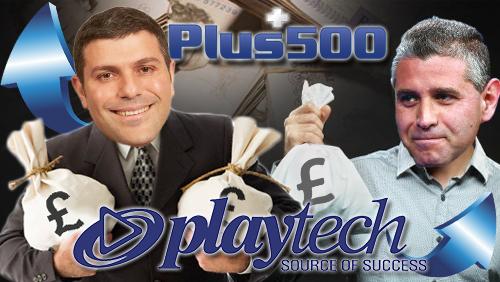 Playtech to raise £250million for Plus500 acquisition