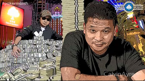 "Pro Files: Johnny Chan, The ""Orient Express"""