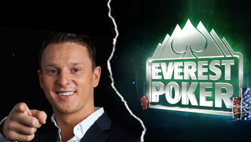 Sam Trickett Leaves Everest Poker