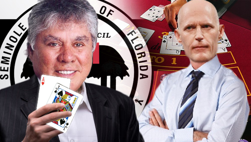 Seminole says government violated compact, intends to keep blackjack