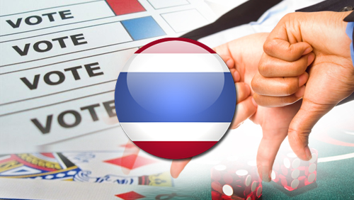 Thailand polls show people are against legalizing casinos