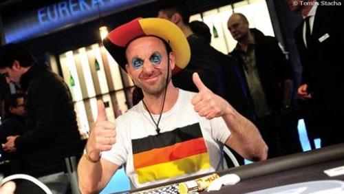 Tom Holke Wins Eureka5 Hamburg Main Event