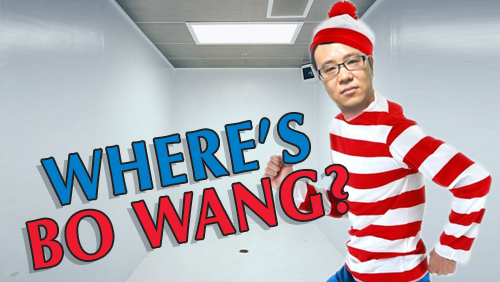 Wang Bo is missing?