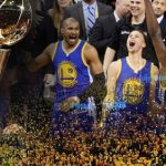 Warriors won 2015 NBA Championship; Cavs favorite to win 2016 series