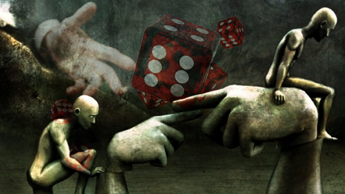 Who is to blame for Gambling?