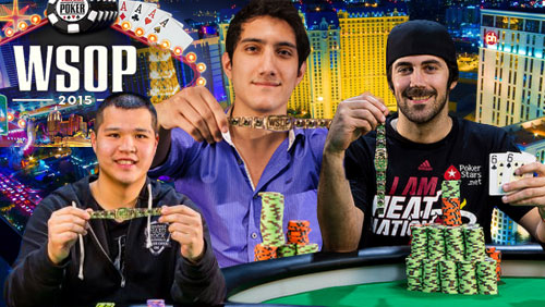 WSOP Day #22 Round Up: A Wedding Proposal, a Dream Come True in the Monster Stack, and Mercier Comes Alive