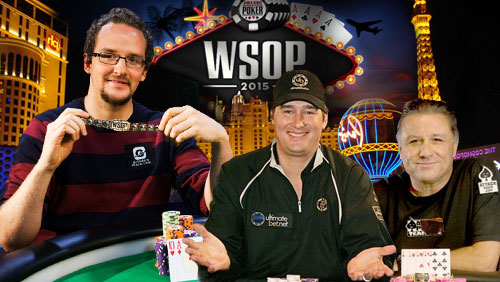 WSOP Day #29 Round Up: Adrian Apmann Wins Extended Levels, Eli Elezra Leads Stud Final Table and Phil Hellmuth Searching for Bracelet #15