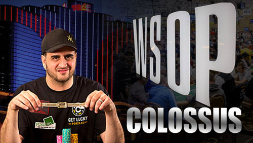 WSOP Day #5 Recap: Robert Mizrachi Wins a 3rd WSOP Title; Hyper Hold'em a Success, and Colossus Pay Structure Causes Controversy