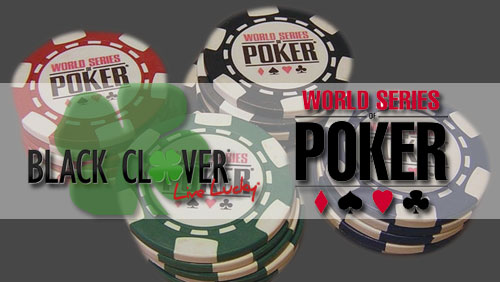 WSOP Ink Deal With Black Clover Enterprises