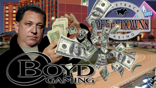 Boyd Gaming to spend $45m for Louisiana race track expansion