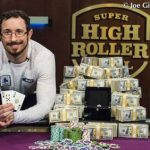 Brian Rast Wins $7.5m in the $500,000 Super High Roller Bowl