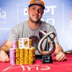 Craig Varnell Wins the WPT500 at The Aria Days After Finishing 3rd in the Inaugural WSOP Online Event