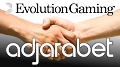 Evolution enter Georgia via Adjarabet, launch Belgian live dealer studio