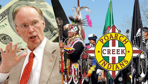 Gov. Bentley calls Poarch Creek's $250m offer disingenuous and bogus