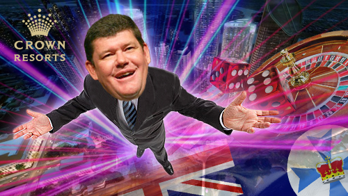 James Packer makes a last pitch for Brisbane casino license
