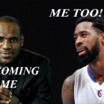 Lebron James is back with Cavs; De Andre Jordan apologizes to Mavericks