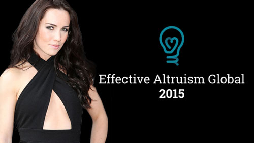 "Liv Boeree: Effective Altruism Global Summit ""The Line Up Blew Me Away"""