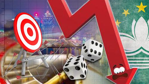 Macau Tightens Belt as Gaming Revenues Fall Short of Target